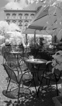 Cafe in Napoli ... near Bellini Square