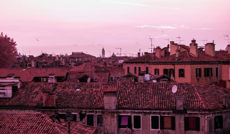 Rooftops in Venice